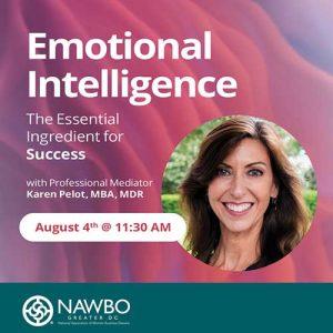 NAWBO-DC_Emotional-Intelligence_Karen-Pelot